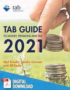 TAB Guide 2021 digital download